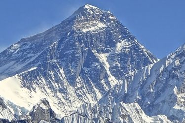 Mt. Everest Expedition 8848m.